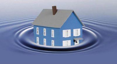 Оценка ущерба залива